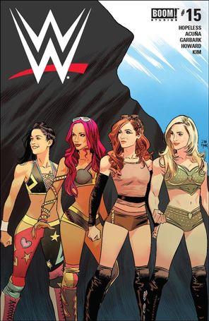 WWE 15-A