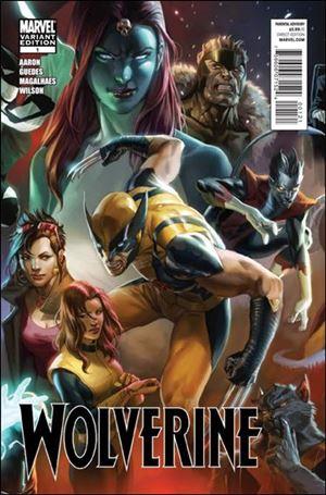 Wolverine (2010) 1-D