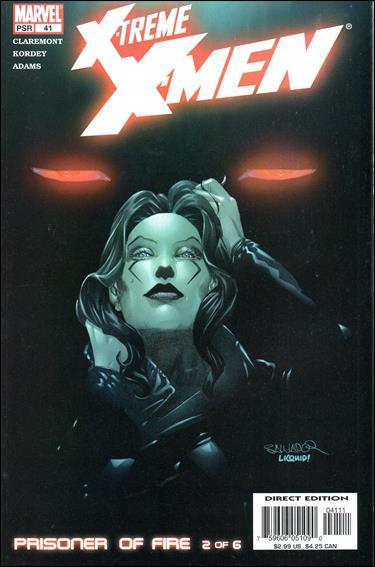 X-Treme X-Men (2001) 41-A by Marvel