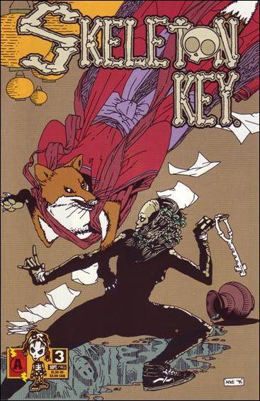 Skeleton Key (1995) 3-A by Amaze Ink