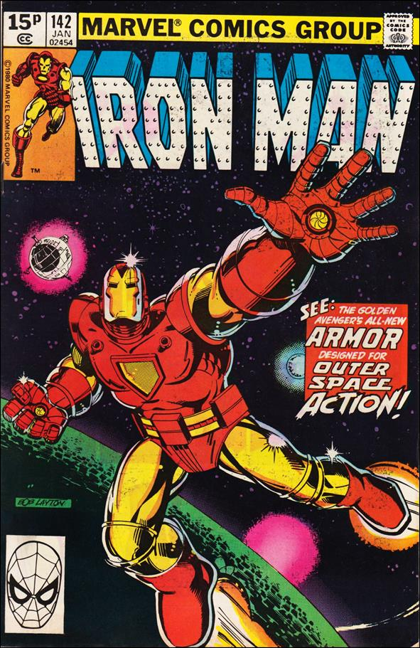 Iron Man (1968) 142-B by Marvel