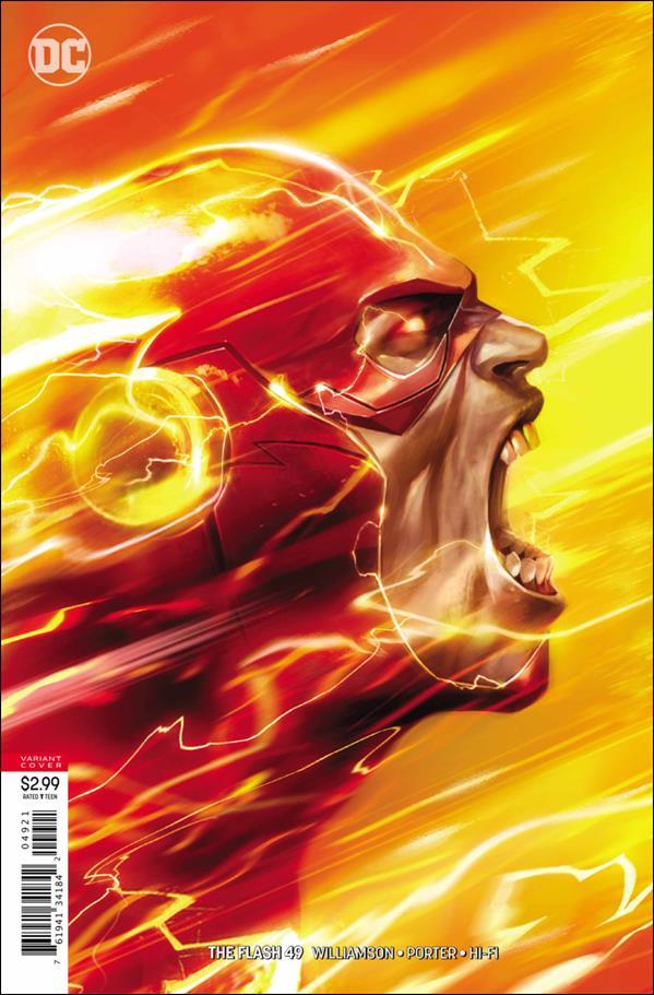 Flash (2016) 49-B by DC