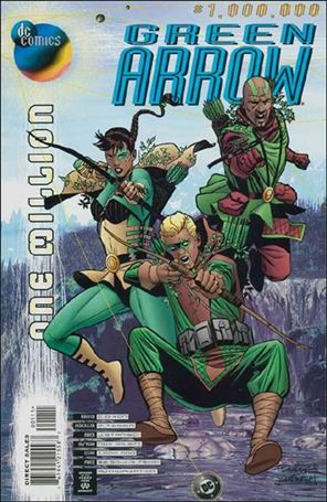 Green Arrow (1988) 1,000,000-A