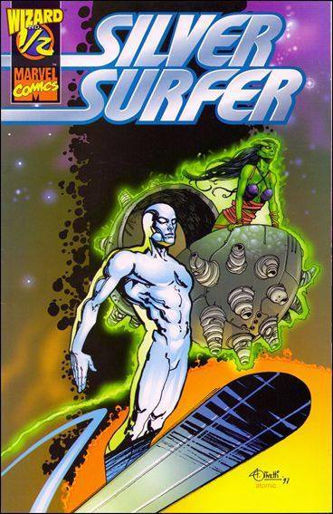 Silver Surfer (1987) 1/2-A by Marvel