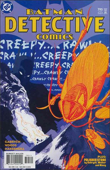 Detective Comics (1937) 795-A by DC