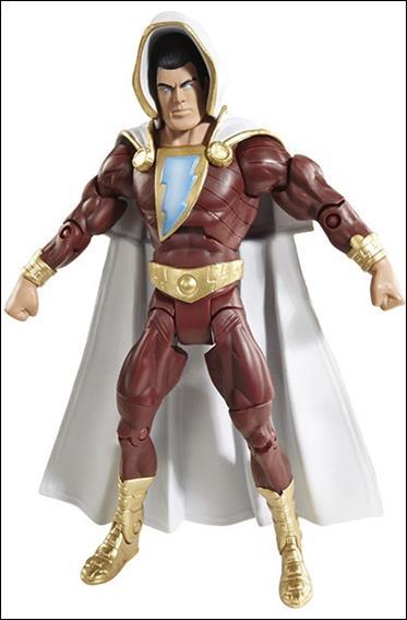 DC Universe: Signature Collection Shazam Loose by Mattel