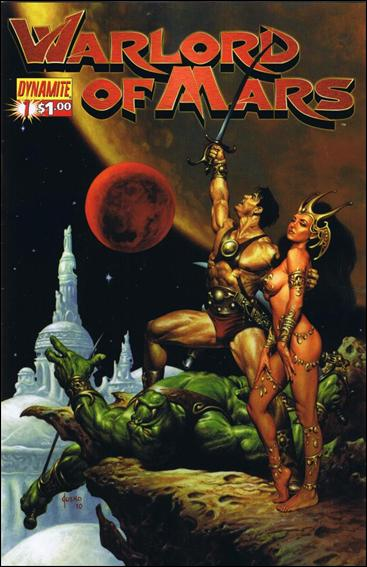 Warlord of Mars 1-C by Dynamite Entertainment
