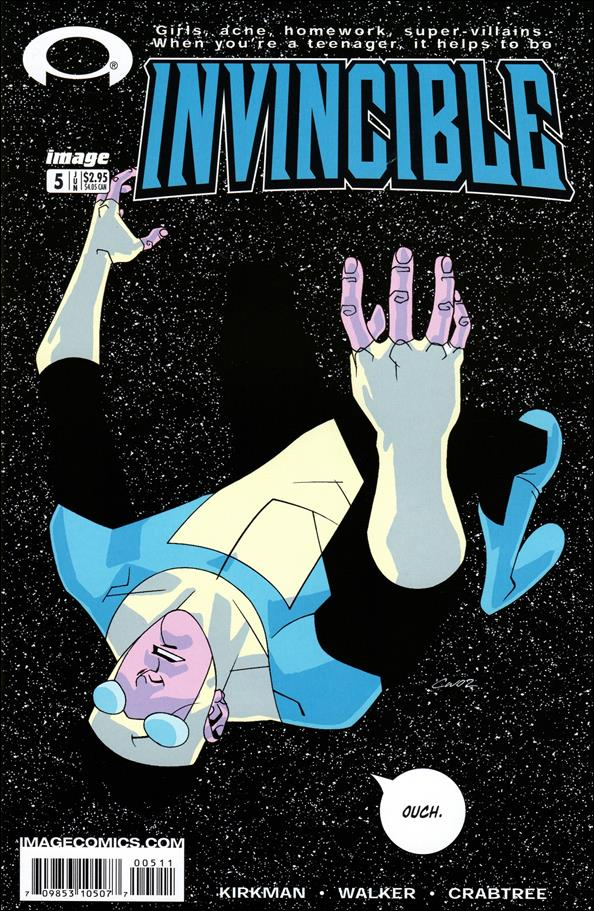 Invincible 5-A by Skybound Entertainment