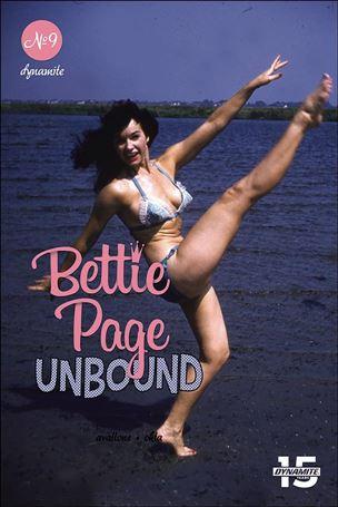 Bettie Page: Unbound 9-E
