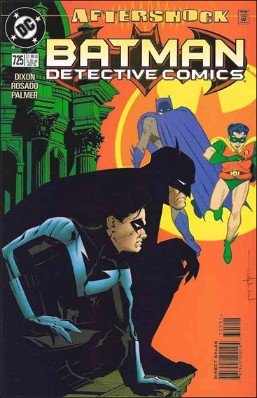 Detective Comics (1937) 725-A by DC