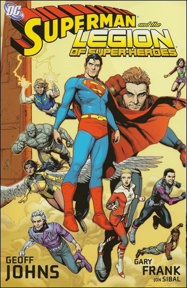 Superman and the Legion of Super-Heroes 1-A by DC