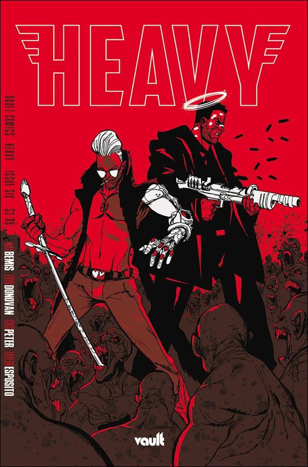 Heavy 6-B by Vault Comics