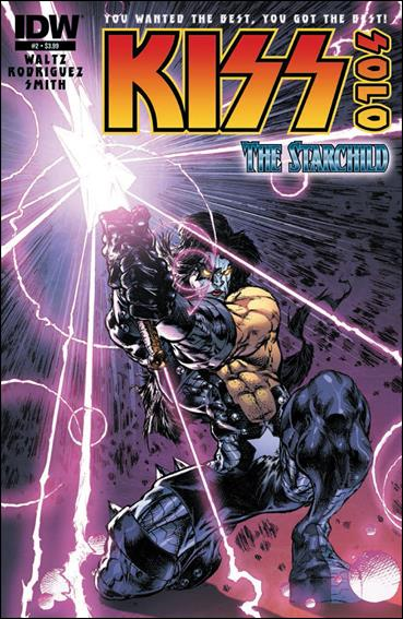 Kiss Solo 2-A by IDW