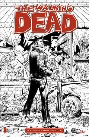 Image Giant-Sized Artist's Proof Edition: The Walking Dead 1-A