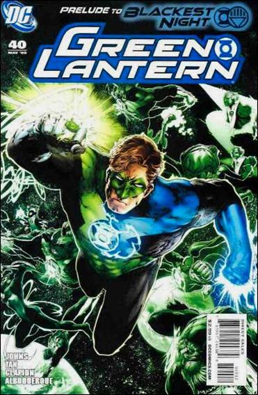 Green Lantern (2005) 40-C by DC