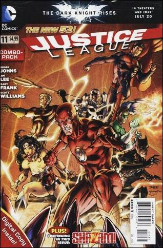 Justice League (2011) 11-C by DC