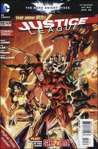 Justice League (2011) 11-C by DC