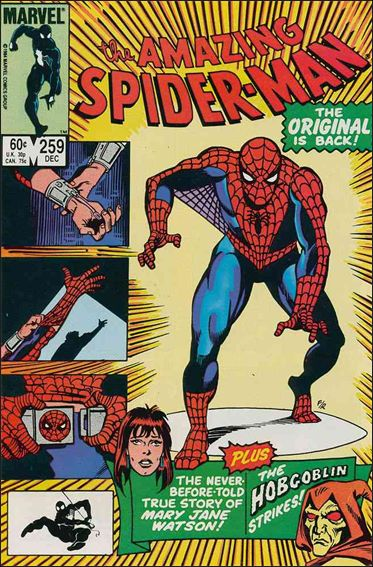 Amazing Spider-Man (1963) 259-A by Marvel