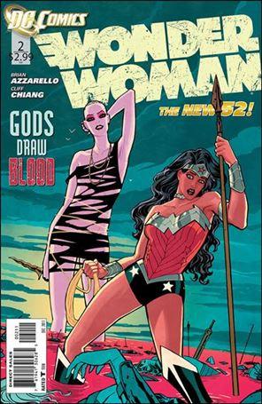 Wonder Woman (2011) 2-A