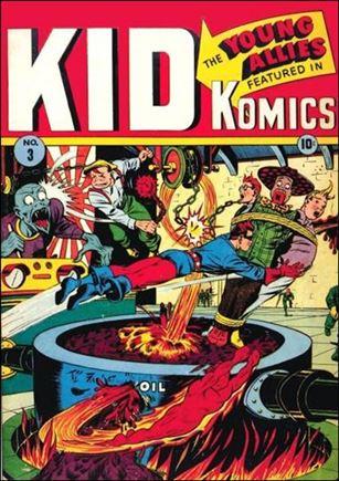 Kid Komics 3-A