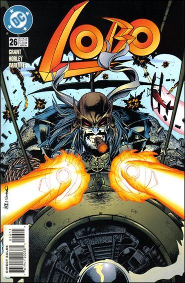 Lobo (1993) 26-A by DC