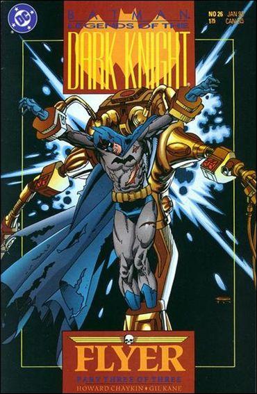 Batman: Legends of the Dark Knight 26-A by DC