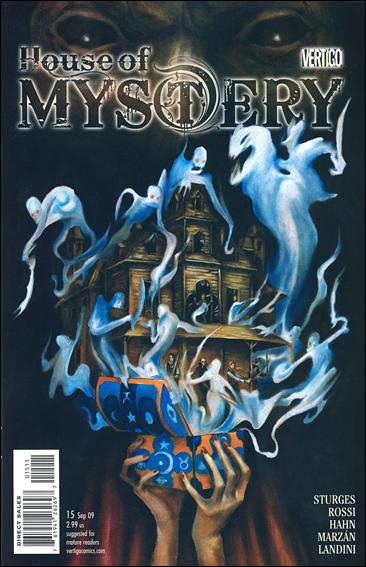 House of Mystery (2008) 15-A by Vertigo