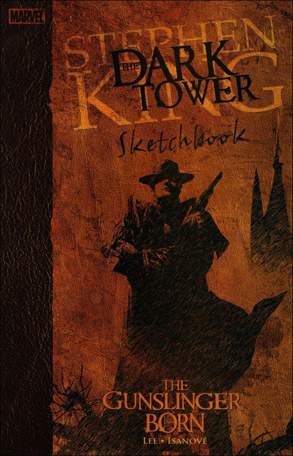Dark Tower Sketchbook 1-A by Marvel