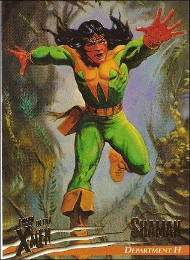1996 Fleer Ultra X-Men: Wolverine (Base Set) 12-A by Fleer