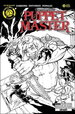Puppet Master (2015) 9-C