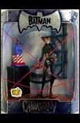 Batman (Exclusives) Catwoman (Red,White, & Blue) 2005 SDCC Exclusive