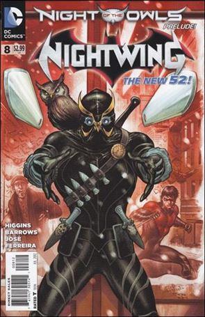 Nightwing (2011) 8-B