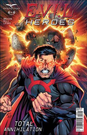 E.V.I.L. Heroes 6-B