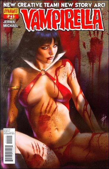 Vampirella (2010) 21-C by Dynamite Entertainment