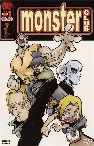 Monster Club (2002) 1-A by AP Comics