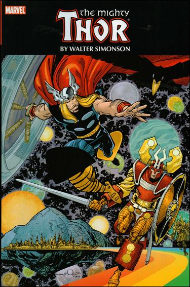 Thor By Walter Simonson Omnibus 1-B by Marvel