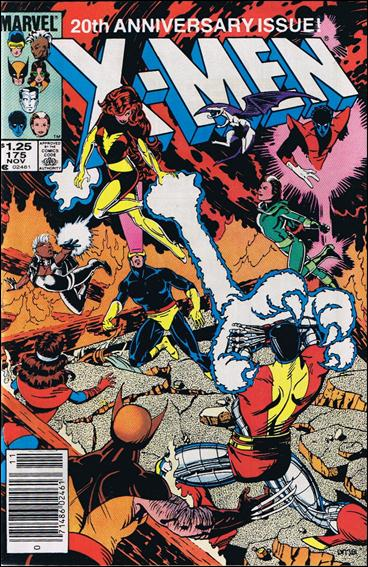 Uncanny X-Men (1981) 175-B by Marvel