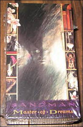 Sandman Trading Cards 4-A by SkyBox
