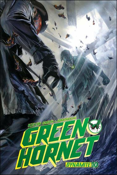 Green Hornet (2010) 10-A by Dynamite Entertainment