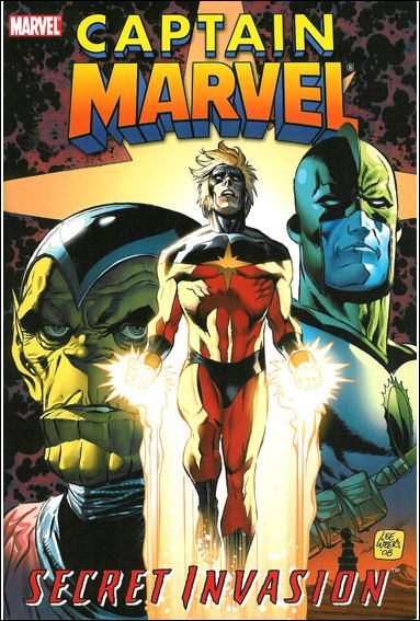 Captain Marvel: Secret Invasion nn-A by Marvel