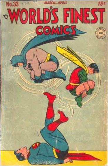 World's Finest Comics 33-A by DC