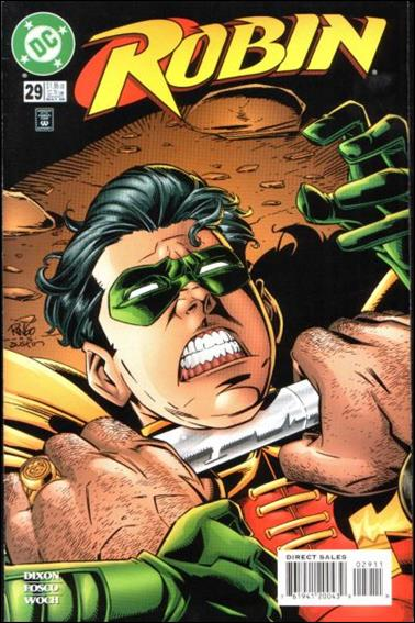 Robin (1993) 29-A by DC