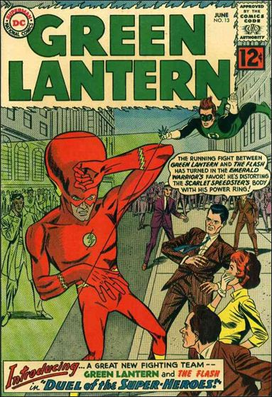 Green Lantern (1960) 13-A by DC