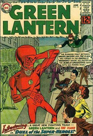 Green Lantern (1960) 13-A