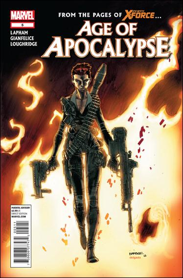Age of Apocalypse (2012) 5-A by Marvel