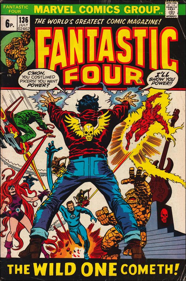 Fantastic Four (1961) 136-B by Marvel