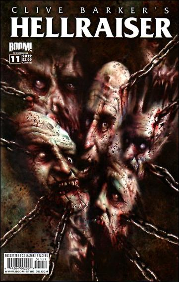 Clive Barker's Hellraiser (2011) 11-B by Boom! Studios