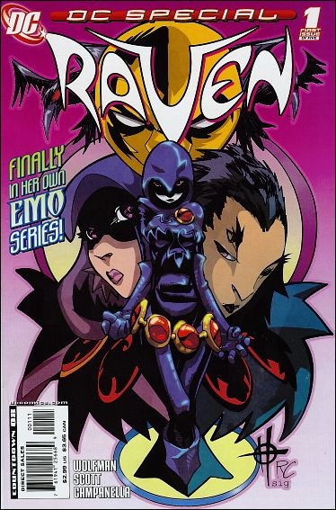 DC Special: Raven 1-A by DC
