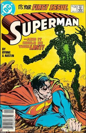 Superman (1987) 1-B