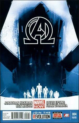 New Avengers (2013) 4-C by Marvel